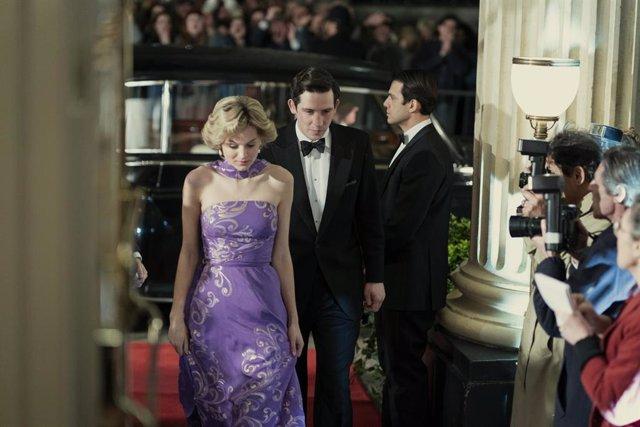 Imagen de la cuarta temporada de The Crown