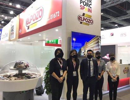 El Pozo Alimentación participa en SIAL China y potencia su presencia en el mercado asiático