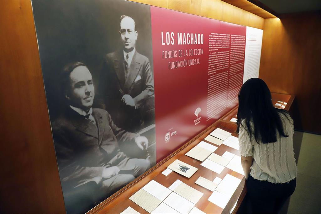 La Fundación Unicaja reabre este jueves en Málaga la exposición con fondos de los hermanos Machado 2