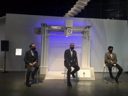 Una exposición del CosmoCaixa ofrece un recorrido por los ámbitos en que se aplica la impresión 3D