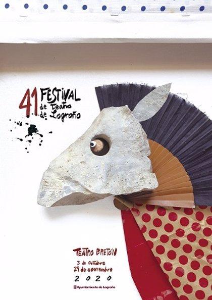 El 41 Festival de Teatro de Logroño incluye 17 montajes con teatro documental,música,danza,circo o mujeres protagonistas