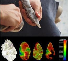 Los maestros artesanos del Paleolítico también se equivocaban