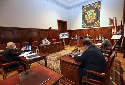 Seis millones de euros para los 11 parques de Bomberos de Palencia