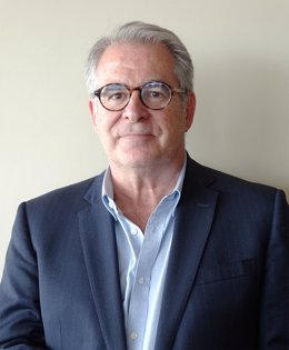 Imatge de Jordi Valls, nou director general de Mercabarna. (Vertical)