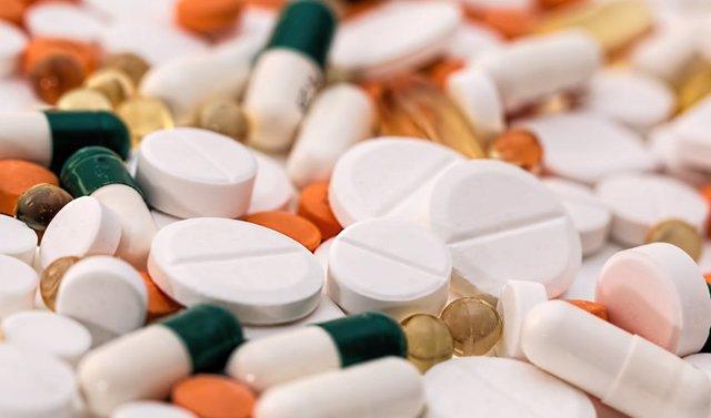 Fármacos, pastillas