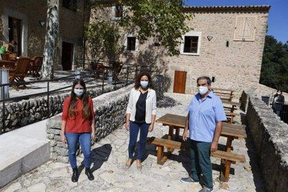 Los refugios del Consell de Mallorca registran en septiembre una ocupación del 30 por ciento
