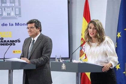 El Gobierno aprueba la prórroga de los ERTE hasta el 31 de enero, con ayudas para todas las empresas