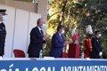El alcalde de Málaga preside los actos de celebración del Día del Patrón de la Policía Local 1