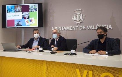 La tarjeta virtual 'Valencia On' ofrece descuentos y promociones para estimular el consumo y el turismo