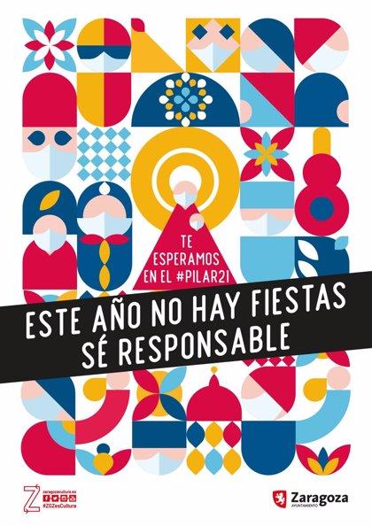La Comparsa de Cabezudos de Zaragoza llega a TikTok dentro de la campaña de responsabilidad lanzada por el Ayuntamiento