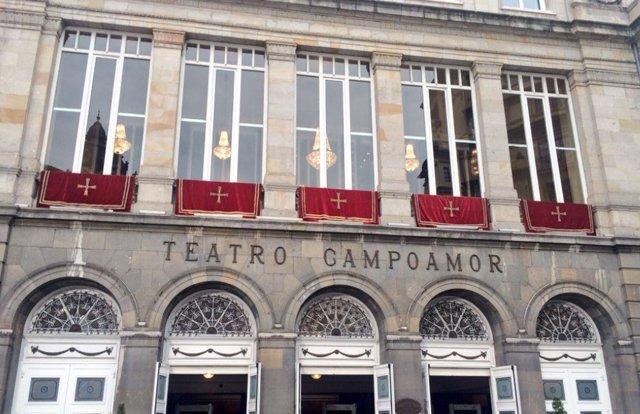 Teatro Campoamor.