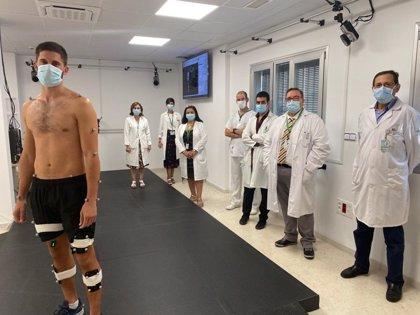 El Hospital Virgen de las Nieves activa un laboratorio de análisis de movimientos para tratar patologías neurológicas