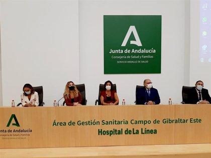 Carmen Rodríguez Pajares será la nueva gerente del Área de Gestión Sanitaria Campo de Gibraltar Este