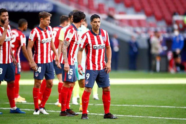 Fútbol/Primera.- Previa del Huesca - Atlético de Madrid