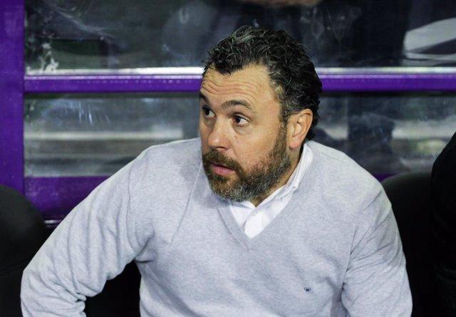 """Fútbol.- Sergio González: """"El del Madrid es un partido para jugar con mucha ilus"""