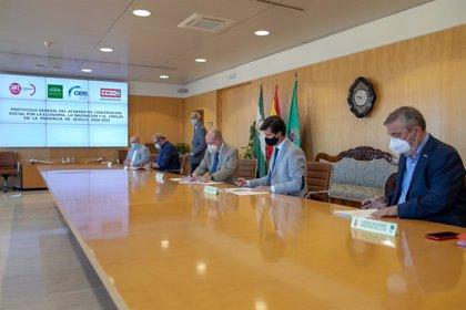 Renovado el acuerdo provincial de Concertación y la Diputación defiende la nueva propuesta de remanentes
