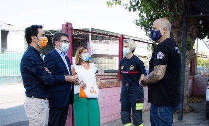 """El pleno de Écija aprueba por unanimidad mejoras para los bomberos ante su """"precariedad"""" de recursos y personal"""
