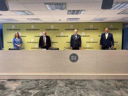 Crèdit Andorrà reenfoca la Cátedra en el IESE hacia el emprendimiento y la banca