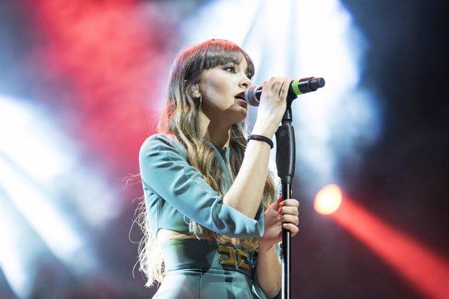 Rosalía, Aitana, Amaia y Pablo Alborán, entre los nominados a los Grammy Latinos
