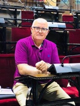 Juan Otermin (PSE-EE)