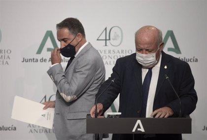 Andalucía recomienda limitar las reuniones familiares a seis personas salvo convivientes