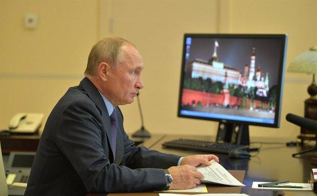 """Armenia/Azerbaiyán.- Putin expresa su """"profunda preocupación"""" por la situación e"""
