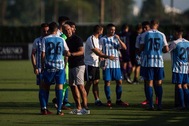 Fútbol.- El Málaga ejecuta el ERE a ocho jugadores de la primera plantilla