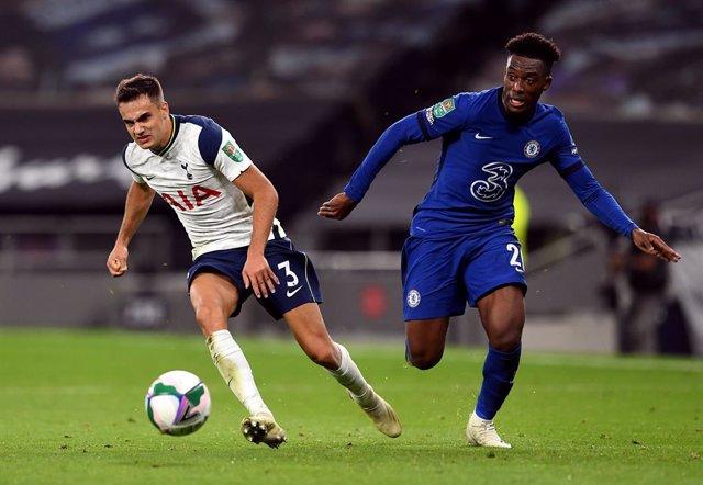 Fútbol.- El Tottenham necesita los penaltis para eliminar al Chelsea en la Carab
