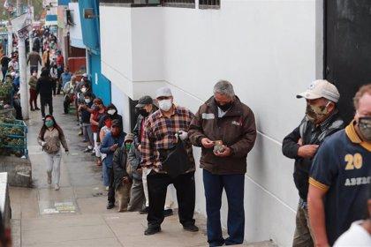 Perú supera los 810.000 casos acumulados de coronavirus y sigue por debajo de las 80 muertes diarias