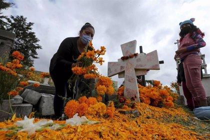 México asciende a más de 77.000 la muertes por coronavirus al sumar otras 560 en el último día