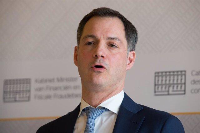 Bélgica.- Principio de acuerdo para formar un gobierno de coalición en Bélgica,
