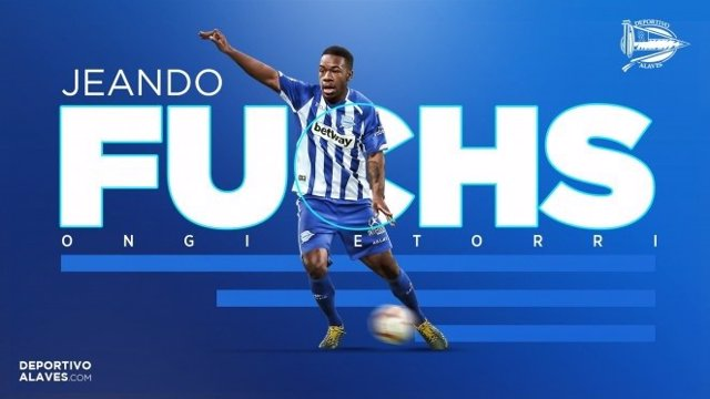 Fútbol.- El Alavés traspasa a Jeando Fuchs al Dundee United escocés