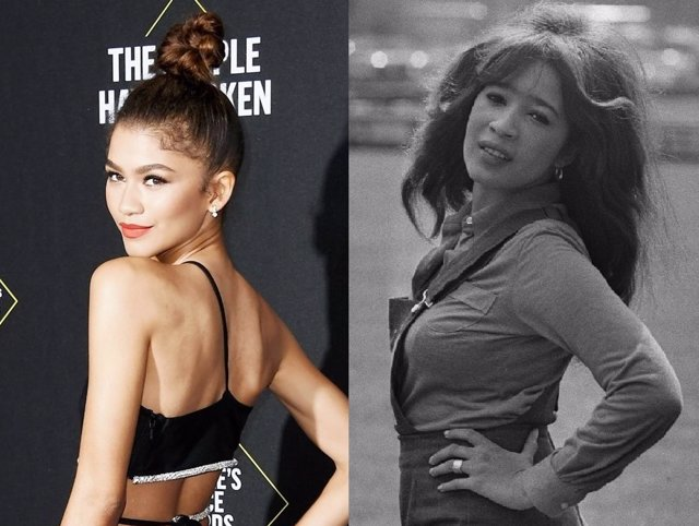 Zendaya es la elegida para protagonizar el biopic de la legendaria Ronnie Spector