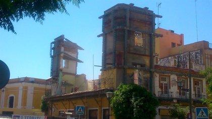 """Patrimonio pregunta por """"la legalidad de la obra realmente"""" hecha en el edificio regionalista de San Bernardo"""