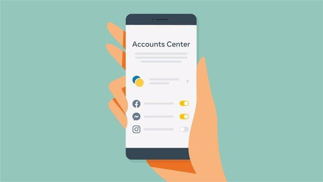 Facebook lanza un Centro de cuentas que permite realizar publicaciones cruzadas