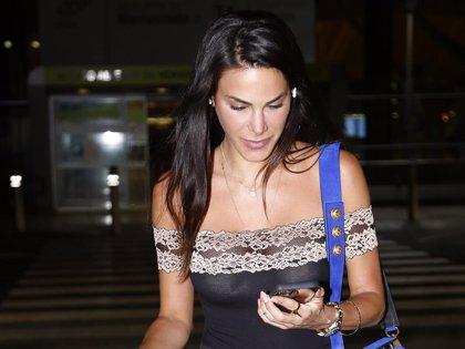 Carla Barber huye ante los rumores de ruptura con Diego Matamoros