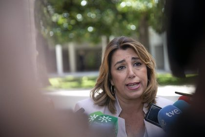 """Susana Díaz defiende tener en cuenta la """"singularidad"""" de cada CCAA a la hora de fijar parámetros"""
