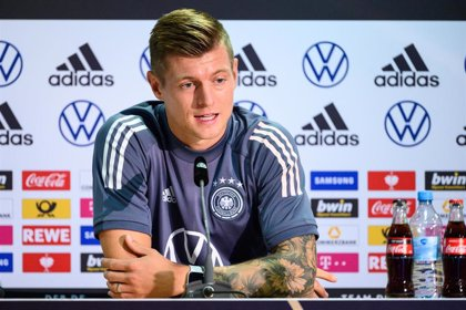Kroos no descarta concentrarse con Alemania pese a su lesión