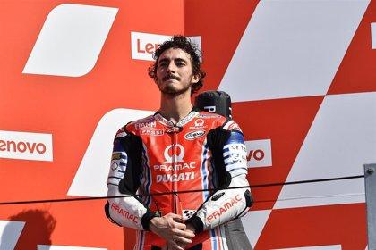 Bagnaia sustituirá a Dovizioso en Ducati