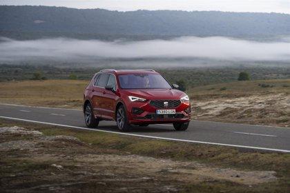 Seat ofrece el Tarraco con un motor diésel de 150 caballos con cambio automático y tracción delantera