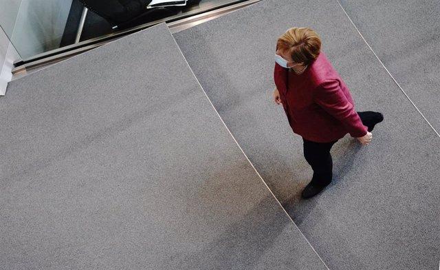 """Bielorrusia.- Merkel espera verse """"pronto"""" con la líder de la oposición bielorru"""