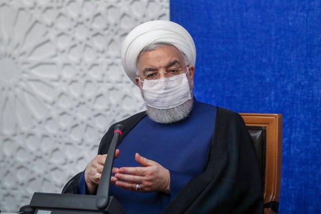 Coronavirus.- Irán se queda sin camas en los hospitales para pacientes de COVID-