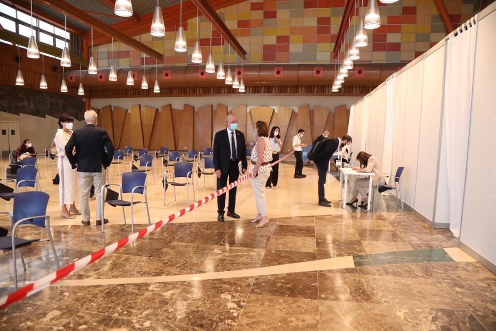 Ayuntamiento de Málaga realiza más de 200 test de antígenos en Greencities y S-Moving en el marco de un proyecto piloto 3