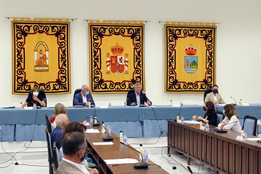 El Pleno de Estepona aprueba el presupuesto de 2021, que contempla 101 millones de euros de ingresos 3