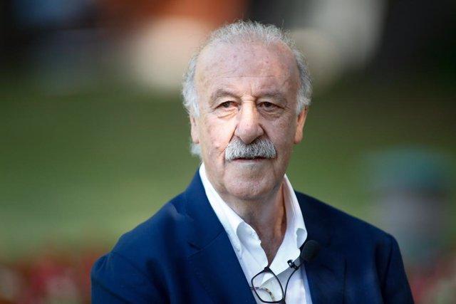 """Fútbol.- Del Bosque: """"Raúl será un gran entrenador, no tengo ninguna duda"""""""