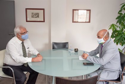 Turismo de Gran Canaria pide al cónsul de Alemania que traslade al país germano la realidad sanitaria de la isla