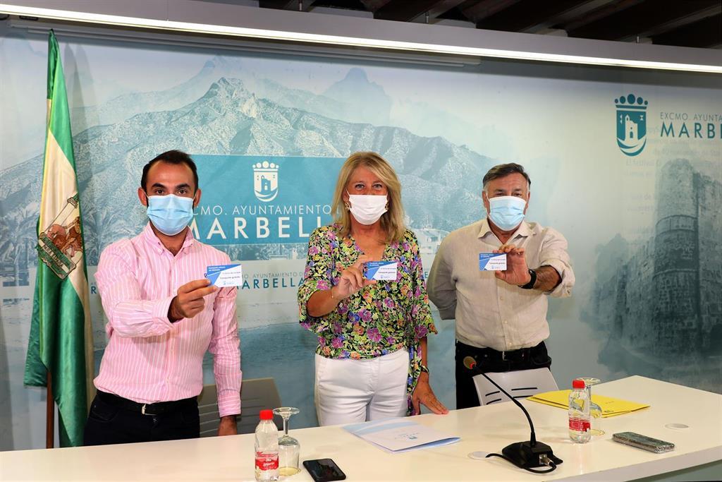 Marbella incluirá seis millones en el presupuesto de 2021 para mantener la gratuidad del autobús a empadronados 3
