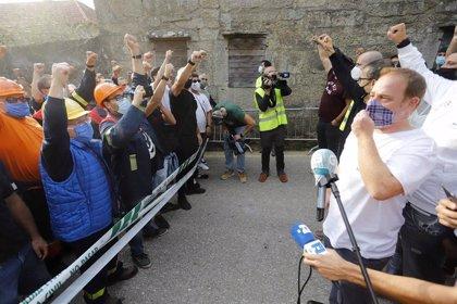 """La huelga en Alcoa buscará que no salga """"ni una gota de aluminio de la fábrica"""""""