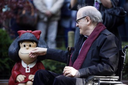 Muere 'Quino', creador de Mafalda