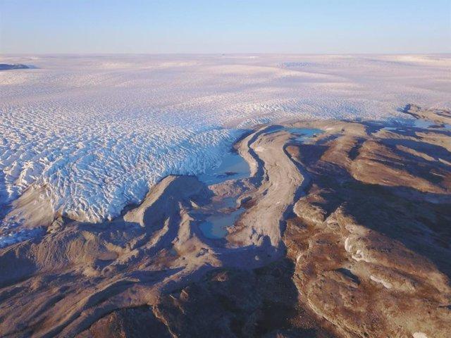 Groenlandia, camino del siglo con más deshielo en 12.000 años